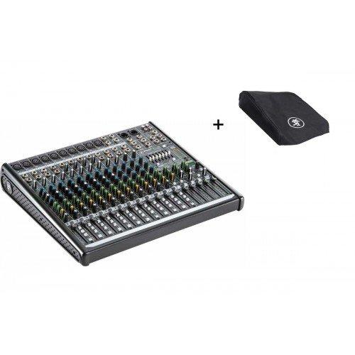 Pack Mackie profx16V2-Mesa de mezclas 16canales con efectos + funda