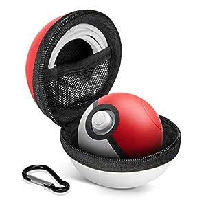 Trage-Tasche für Nintendo Switch Poke Ball Plus – Younik Hardcase-Schutz-Hülle für Poke Ball Plus Controller