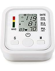 Medidor de Presión Electrónico de Estilo de Brazo Completamente Automático Detector de latidos cardíacos irregulares para
