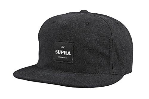 Preisvergleich Produktbild Supra Legacy 2 Black Cap,  One Size