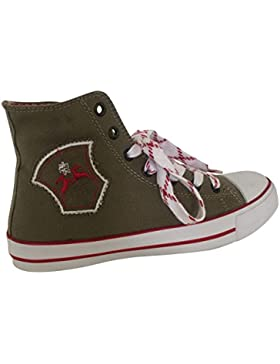 Sneaker Schuhe Herren Trachtensc