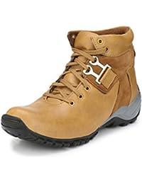 [Sponsored]Restinfoot Men's High Top Casual Boots ART:-106