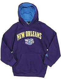 adidas New Orleans Hornets NBA Grands garçons Youth Sweat à Capuche 393711af2bc