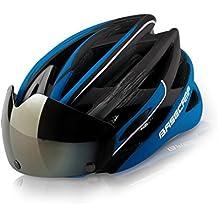 Base Camp Mountain Road Bike bicicletta casco