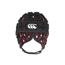 Canterbury Unisex Adult Ventilator Rugby Headguard, Black, Medium