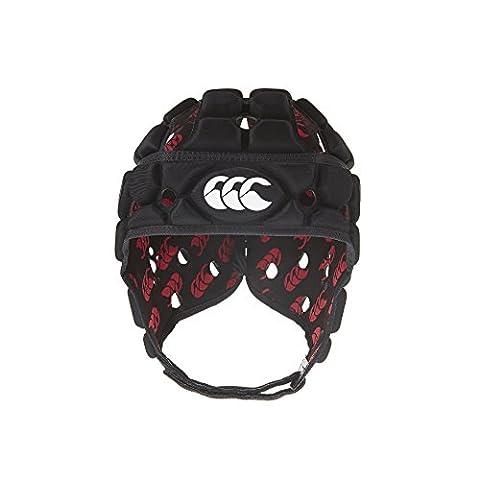 Canterbury Z013030-989 Casque de rugby Noir Taille L