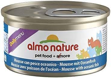 Almo Nature : Daily Menu Chat Au Poisson : Boîte 85g
