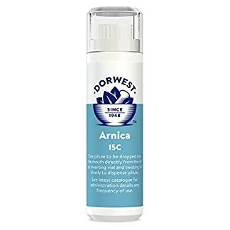 DORWEST HERBS Arnica 15c Homeopathic Remedy for Dogs and Cats 7