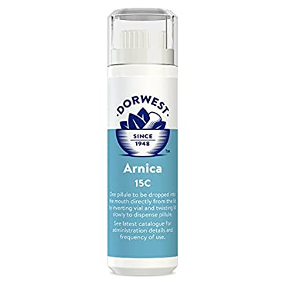 DORWEST HERBS Arnica 15c Homeopathic Remedy for Dogs and Cats 1