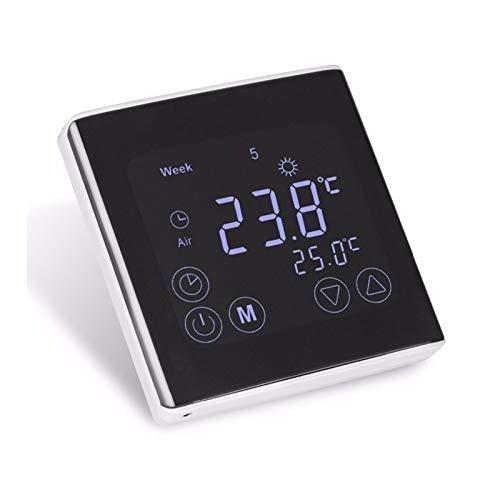 C17 Digital Thermostat-Regler + Touchscreen Temperaturregler Raumthermostat