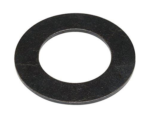 Greenlee 21303Waschmaschine flach.968X 1.62x .062, schwarz, 1er Pack - 0.062