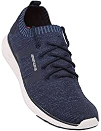 Athleisure Men's Blue Synthetic Shoes (203226248) - 8 UK