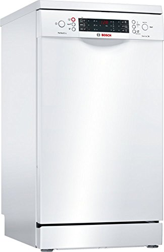 Bosch SPS66TW01E Geschirrspüler Freistehend/A+++/188 kWh/Jahr/2660 L/jahr/Aqua Sensor/Active Water Hydrauliksystem/weiß