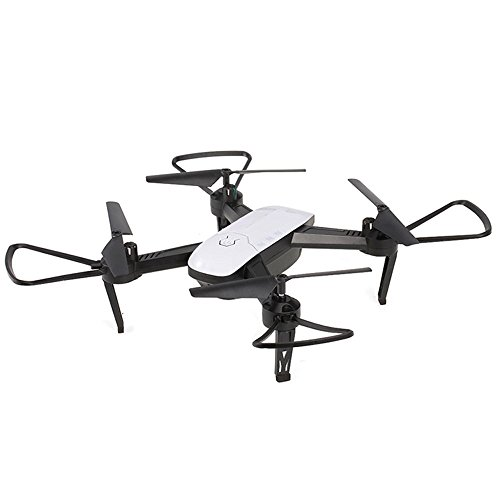 Bolange 18-Minuten-Lange Akkulaufzeit Drohne Innovative 6-Achsen-Geschwindigkeitsregelung Not-Aus-Vier-Achsen-Flugzeug weiß