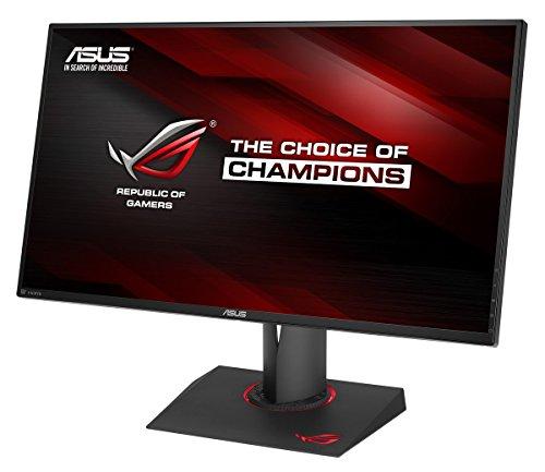 ASUS ROG Swift PG279Q 27 inch WQHD Gaming Monitor 2560 x 1440 IPS up to 165 Hz DP HDMI USB 30 G Sync Black Products