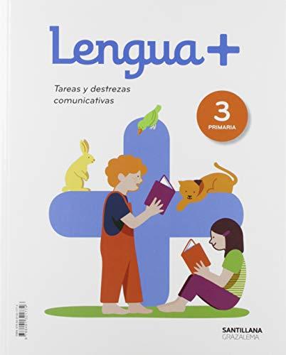 LENGUA+ TAREAS Y DESTREZAS COMUNICATIVAS 3 PRIMARIA