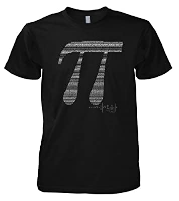Geek Pi Science - Physics - Nerd inspired Fun 701124 T-Shirt