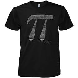 Geek Pi Science - Physics - Nerd inspired Fun 701124 T-Shirt L