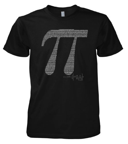 Chameleon Clothing Geek Pi Science – Physics – Nerd Inspired Fun 701124 T-Shirt