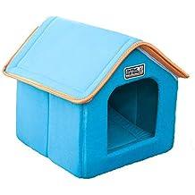 HeiPlaine - Sofá para Mascotas extraíble, caseta para Perros, Arena para Gatos, Suministros