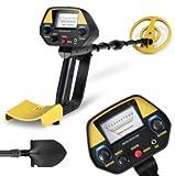 INTEY Metal Detector Waterproof Metal Detectors Starter Kit - Best Reviews Guide
