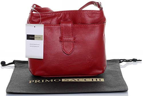 genuine-italian-soft-leather-small-red-cross-body-or-shoulder-bag-handbag-includes-protective-dust-b