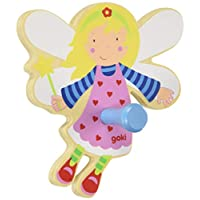 Goki 60788 Coat Rack, Fairy, Mixed