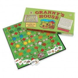 Family Pastimes Granny's House - An Award Winning Co-operative Adventure Game by Family Pastimes