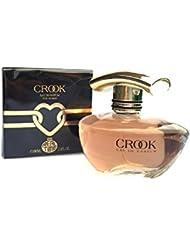 Real Time Eau de Parfum pour Femme Crook Woman 100 ml