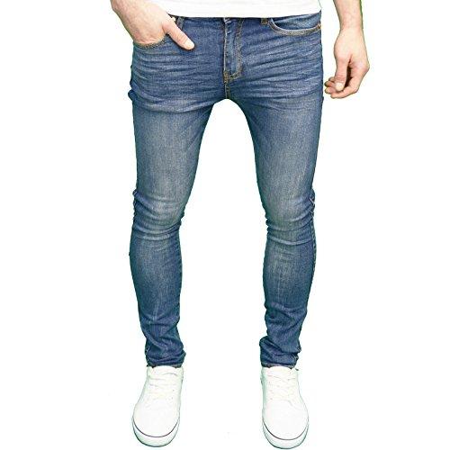 526Jeanswear Herren Jeanshose Midwash
