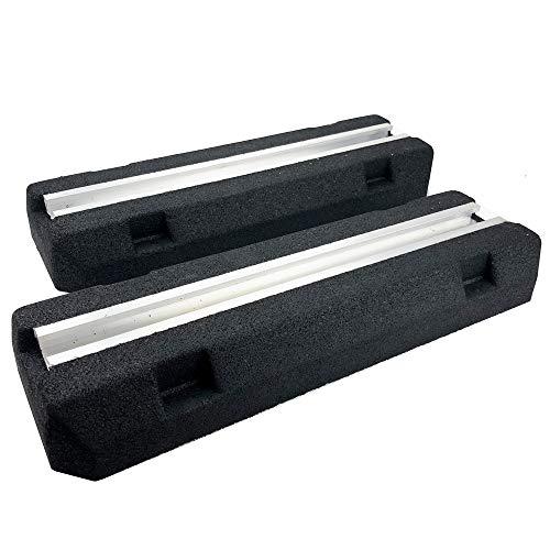 Set aus 2x Universal Bodenkonsole für Split Klima Klimaanlage INVERTER Klimagerät und Heizung Wärmepumpe 400mm