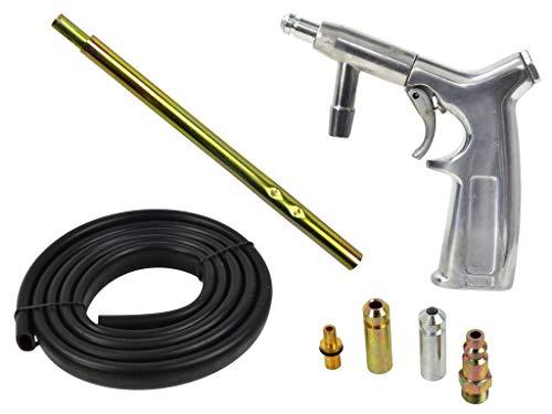 Pistole zum Sandstrahlen mit PS-6-Schlauch