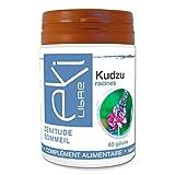 Kudzu | 60 gélules | Zénitude Stress Sommeil | 250 mg dosage 100% naturel sans additif et non comprimé | EKI LIBRE