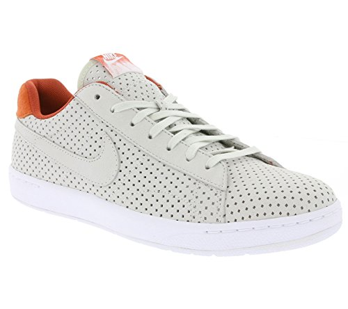 free shipping c0ca1 9aae5 Nike Classic Ultra Qs, Chaussures de Tennis Homme, Bleu Multicolore - Beige    Naranja