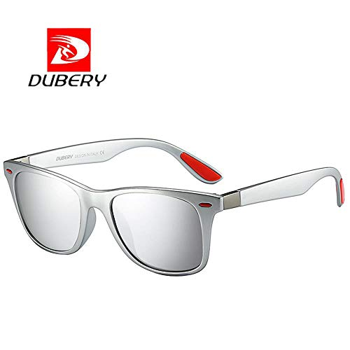 1dc3fae60e Mens Sunglasses - Diadia DUBERY Outdoor Polarized Sport Sunglasses Driving  Travel GogglesUVA   UVB Protection (
