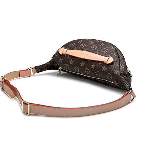 Undo ng hu W AI 2019 Sterne Mit Der Gleichen Tasche Auf Der Neuen Kleinen Tasche Weiblichen Sommer Koreanische Version Der Neuen Mode Gedruckt Schräge Brusttasche -