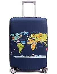 Maddy's Home Elastica Suitcase Cover Proteggi bagagli luggage Cover,Pop Gatto
