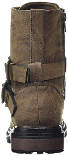 Rocket Dog Damen Lacey Combat Boots Braun (Brown)