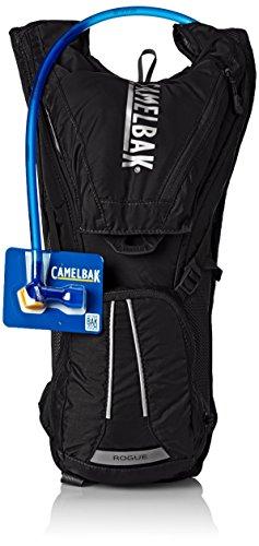 CamelBak - Mochila de hidratación para running o ciclismo, color Negr