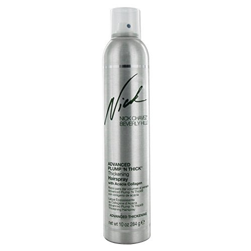 Nick Chavez Beverly Hills Thirst Quencher Hydrating Hairspray, 2.25 fl oz (10 oz) by Nick Chavez (Hydrating Hairspray)