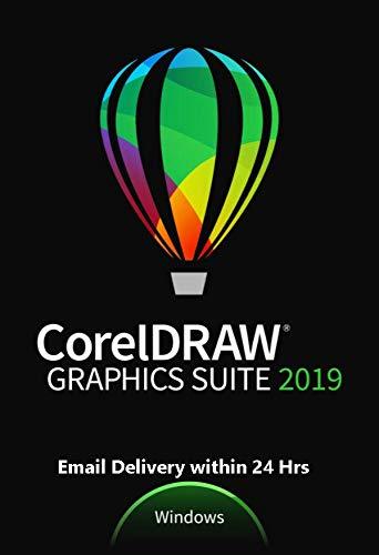 Corel Draw Graphics Suite 2019 | Solo para uso personal | Entrega en 24 horas por mensaje o correo electrónico de Amazon | 1 usuario | Manual de MATZ ®