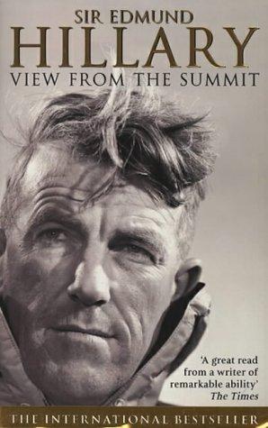 The View from the Summit by Sir Edmund Hillary (2000-06-01) par Sir Edmund Hillary