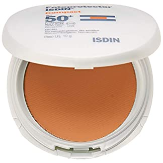 Fotoprotector ISDIN COMPACT 50+ arena protector solar facial – 10 gr