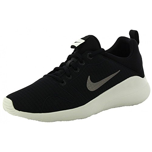 Nike Herren Kaishi 2.0 Prem Sneakers Schwarz (Black/Light Bone)