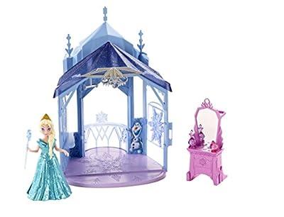 Mattel Disney Frozen MagiClip Flip 'N Switch Castle and Elsa Doll de Mattel Inc.