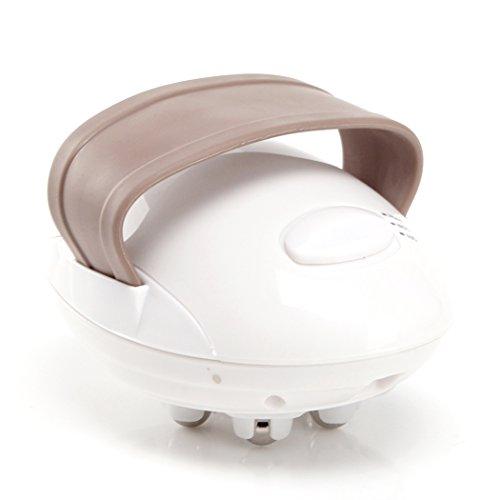 Körper Massager, Kapmore Handheld Massagegerät Gewichtsverlust Cellulite 3D Elektrische Roller Massager (EU Stecker) Zurück Hand Held Massagegerät