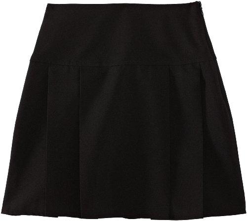 Blue Max Banner Mädchen Rock Henley Pleated, Gr. W36/L18 (Herstellergröße: W36/L18) Schwarz - Blue School Uniform Pleated Skirt