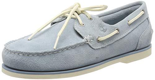 Timberland Damen Classic Bootsschuhe, Blau (Stone Blue 41e), 39 EU