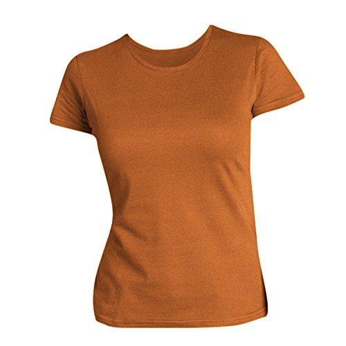 SOLS Miss - T-shirt à manches courtes - Femme Orange