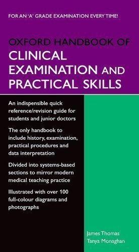 Oxford Handbook of Clinical Examination and Practical Skills (Oxford Medical Handbooks) by unknown 1 edition (2007)